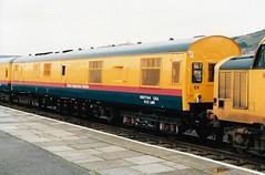 C DB977144 121088 (stevenjeremy25) Tags: railway coach carriage train mk1 qxa db977144 977144 departmental inspection