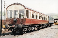 C 80972 2 310587 (stevenjeremy25) Tags: observation saloon 80972 railway coach carriage train gwr inspection machynlleth