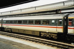 C 42356 160494 (stevenjeremy25) Tags: mk3 hst coach carriage railway train prototype 252 42356 42002