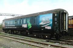 C 9537 1 170415 (stevenjeremy25) Tags: mk2 coach carriage railway train bso 9537 cruise saver