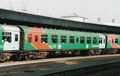 C Pilkington 050693 (stevenjeremy25) Tags: mk1 coach carriage railway train pilkington glass bristol
