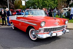 2019 Classics By The Sea (mike01905) Tags: classicsbythesea swampscottma 1956 chevrolet chevy belair