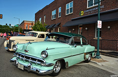 1954 Chevy Bel Air (Chad Horwedel) Tags: 1954chevybelair chevybelair chevy chevrolet belair classic car morris illinois