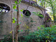 IMG_20191013_123455 (Piotr Tichy) Tags: abandoned desolate brickyard forsaken derelict forlorn stranded palace mansion distillery mill brewery