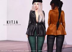 KITJA - Angelina (ᴋɪᴛᴊᴀ) Tags: belleza bellezafreya slink slinkhourglass maitreya maitreyalara legacy kitja spiritkitja sl secondlife