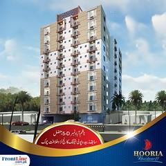 Hooria Residency (waleedvenom96) Tags: karachi pakistan appartment flat houses portion property real estate nazimabad