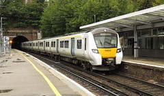 700032 Chatham (localet63) Tags: class700 700032 9p13 thameslink chatham kent