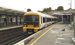 466023 Chatham (localet63) Tags: class466 466023 chatham kent emptystockmovement 5z50