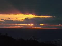 DSCF1751 (rugby#9) Tags: tenerife canaryislands canaries sun ocean cloud clouds sea sunset