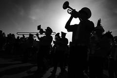 Thanksgiving parade 1 (gambajo) Tags: thanksgiving parade music people street streetphotography blackandwhite blackwhite contrast moody overath vilkerath menschen zug erntedankefest erntedankumzug umzug strase strasse
