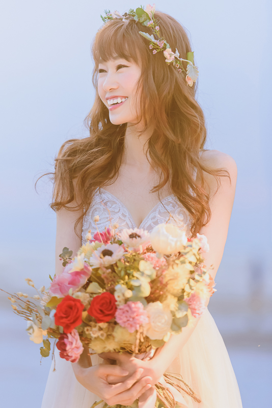 EVEN MORE婚紗包套,逆光婚紗,高家繡球花,乾燥捧花,好拍市集,新祕芯芯,繡球花婚紗,MSC_0063