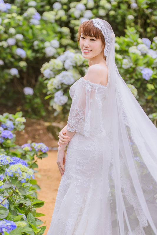 EVEN MORE婚紗包套,逆光婚紗,高家繡球花,乾燥捧花,好拍市集,新祕芯芯,繡球花婚紗,MSC_0018