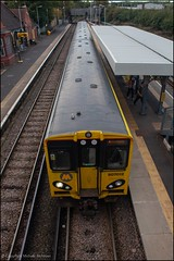 Merseyrail 507012 (Mike McNiven) Tags: merseyrail merseyside liverpool central westkirby kirby birkenhead 3rdrail emu electric multipleunit