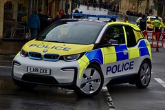 BMW i3 Police Demonstrator (on loan to Thames Valley Police) (Oxon999) Tags: 999 999uk bluelights bmw blue police policeunmarked policeforce policebmw policecar policevauxhall policevan oxford oxfordshire oxfordshirepolice roadspolicing ukpolice unmarkedpolice unmarked uk999 uk october thamesvalleypolice tvp thamesvalley traffic trafficunit westmerciapolice south ambulance hampshirepolice hantspolice hampshire funeral policefuneral pcandrewharper