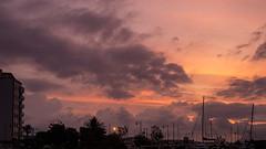 Early morning in Olbia (fotogake) Tags: olbia provinzsassari italien dawn morgendämmerung sardinia sardegna