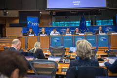 EPP Political Assembly, 14 October 2019 (More pictures and videos: connect@epp.eu) Tags: epp political assembly 14 october 2019 joseph daul president antonio lópezistúriz secretary general luke vandeputte deputy esther de lange dara murphy vice christian schmidt treasurer