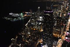 Chicago at Night (25) (BartShore) Tags: city chicago chopper nightscape bestshotoftheday hancock