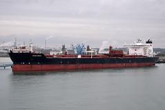 NAVION ANGLIA (Goolio60) Tags: ship shipping tanker crude vlcc fawley southampton