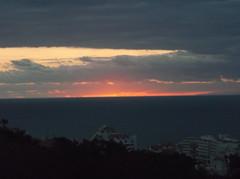 DSCF1754 (rugby#9) Tags: tenerife canaryislands canaries sun ocean cloud clouds sea sunset