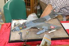 Hawker Hunter - 1/32 (CHRISTOPHE CHAMPAGNE) Tags: 2019 sedan exposition ramma hawker hunter 132