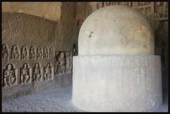 Kanheri Cave 2 (Indianature s4) Tags: kanhericaves kanheri sgnp westernghats maharashtra india mumbai bombay ancientbuddhistsite buddhistsite buddhistcaves rock forest october 2019 indianature heritage ancientheritage ancientindia sanjaygandhinationalpark borivali kanhericave2