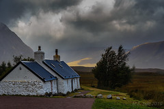 Bad weather @ Blackrock cottage