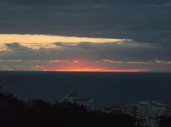 DSCF1755 (rugby#9) Tags: tenerife canaryislands canaries sun ocean cloud clouds sea sunset