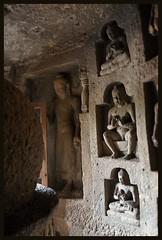 Kanheri Cave 4 (Indianature s4) Tags: kanhericaves kanheri sgnp westernghats maharashtra india mumbai bombay ancientbuddhistsite buddhistsite buddhistcaves rock forest october 2019 indianature heritage ancientheritage ancientindia sanjaygandhinationalpark borivali kanhericave4