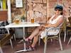 Refreshment after a busy day (piotr_szymanek) Tags: lloret costabrava lloretdemar marzka woman milf portrait studio outdoor face eyesoncamera 1k 5k