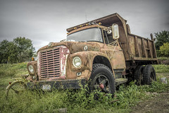 Rusty Old Truck (JMS2) Tags: truck vintage rusty old farm vehicle tires