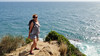 Cliff (piotr_szymanek) Tags: lloret costabrava lloretdemar marzka woman milf portrait studio outdoor water sea sand 1k 5k