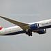 British Airways G-ZBJA Boeing 787-8 Dreamliner cn/38609-108 @ EGLL / LHR 26-05-2018