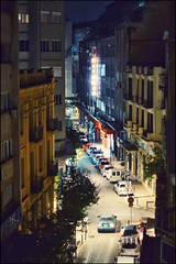 City nights (PattyK.) Tags: thessaloniki macedonia makedonia greece grecia griechenland ellada october 2019 snapseed nikond3100 θεσσαλονίκη μακεδονία ελλάδα οκτώβριοσ πόλη νύχτα φώτα βαλαωρίτου urban citycenter urbannight citynight citylife nightphotography street κέντρο δρόμοσ