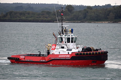ADVENTURE (Goolio60) Tags: ship shipping tug towage southampton boluda