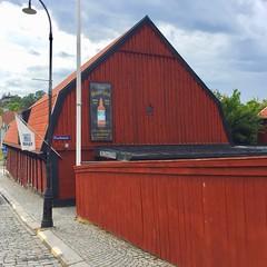 Karlshamn Cultural Quarter III (hansn (5+ Million Views)) Tags: karlshamn blekinge sweden sverige architecture arkitektur building byggnad red faluröd röd