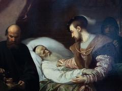 François 1er au chevet de Léonard de Vinci (bpmm) Tags: lerêvedêtreartiste lille nord palaisdesbeauxarts art expo exposition peinture
