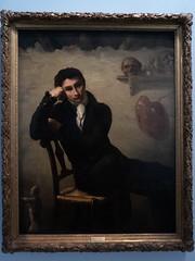 Portrait d'un artiste dans son atelier (bpmm) Tags: lerêvedêtreartiste lille nord palaisdesbeauxarts théodoregéricault art expo exposition peinture