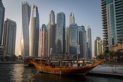 Dubai Marina (Strocchi) Tags: dubai landscape sony rx100 دبي مارينا marina skyscrapers