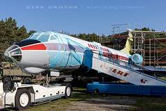 Interflug_Tu-134_DDR-SCH_20191013_Finowfurt-2 (Dirk Grothe | Aviation Photography) Tags: interflug tu134 tupolev ddrsch finowfurt luftfahrtmuseum