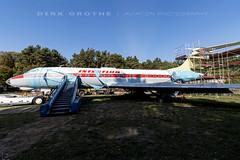 Interflug_Tu-134_DDR-SCH_20191013_Finowfurt-1 (Dirk Grothe | Aviation Photography) Tags: interflug tu134 tupolev ddrsch finowfurt luftfahrtmuseum