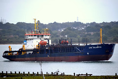 UKD BLUFIN (Goolio60) Tags: ship shipping dredger southampton port