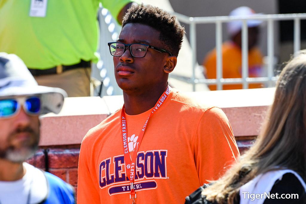 Clemson Photos: Barrett  Carter, 2019, Recruiting