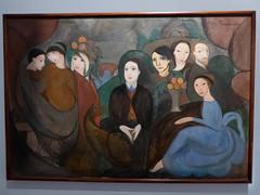 Apollinaire et ses amis (bpmm) Tags: lerêvedêtreartiste lille marielaurencin nord palaisdesbeauxarts art expo exposition peinture