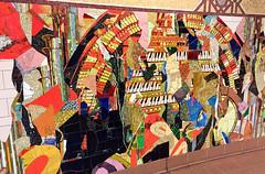 Underground Keys    IMG_0905 (joecomper) Tags: artwork tiles subway keyboards montage musicaltheme nyc