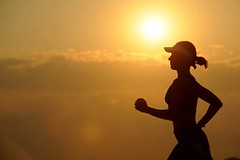 Running for heart and lung health (drlisamariecannon) Tags: dr lisa marie cannon