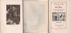 Frontispiece & Title-page, 'Tales of the Argonauts', by Bret Harte, Houghton Mifflin & Co., 1910. (Phineas Redux) Tags: frontispiecetitlepagetalesoftheargonautsbybrethartehoughtonmifflinco1910 bretharteauthor talesoftheargonautsbybretharte americanliterature talesofthepacificslope benjaminwestclinedinstartist bookillustration americanart
