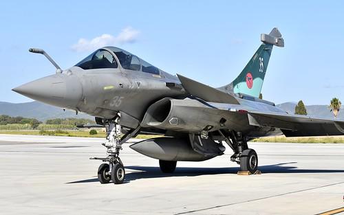 Dassault rafale M  flottille 11F