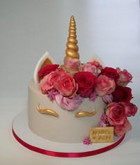 Unicorn Roses Cake (Passione: Cupcakes!) Tags: cake cakedesign cakedecoration unicorn unicorncake unicornio unicorno flowers roses cakeroses tarta tartadecorada torta tortadecorata tartaunicornio tortaunicorno
