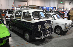 Fiat 600 Multipla // CS-38750 (baffalie) Tags: auto voiture ancienne vintage classic old car coche retro expo italia sport automobile racing motor show collection club course race circuit italie milan fiera moto bike motorbike motocycle