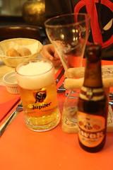 Le Falstaff (CHRISTOPHE CHAMPAGNE) Tags: 2019 belgique bruxelles restaurant lefalstaff biere kwak jupiler